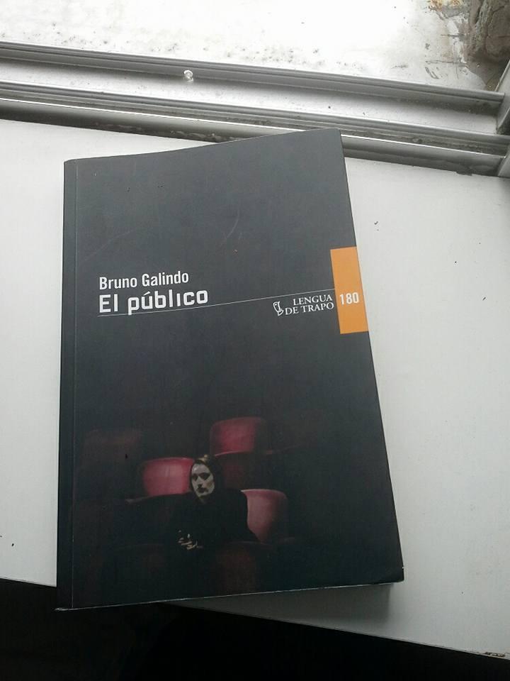 """Estudio de mercado (Un fragmento de """"El público"""", de BrunoGalindo)"""